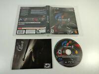 Gran Turismo 5 PS3 Sony 2010 Complete