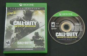 Call of Duty: Infinite Warfare / Modern Remastered (2016) - Xbox One (1) Game