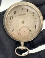 Buen Tono Hand Manual Vintage 49,9 mm Doesn'T Works for Parts Pocket Watch