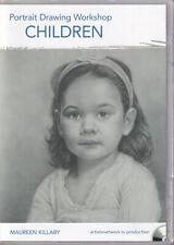 PORTRAIT DRAWING WORKSHOP - CHILDREN (DVD) (A4)