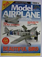 January Monthly Airplane Craft Magazines
