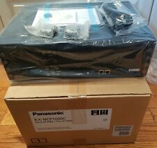 New Panasonic KX-NCP1000 Pure IP PBX System