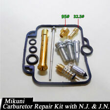 Motorcycle Carb Repair Replacement Tool w/ J.N. & N.J. Kit For Bandit 400 GK75A