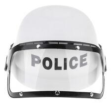 Baby Preschool Pretend Play Motorcycle Police Helmet Dress Up Activity