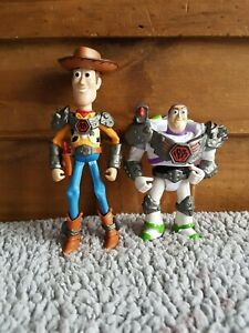 Disney Pixar Mattel Toy Story that Time Forgot action figures