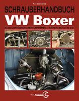VW Boxer luftgekühlte Motoren Volkswagen Käfer Reparaturanleitung Reparaturbuch