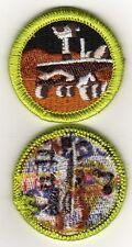 "Robotics Merit Badge, Type K, ""BSA 2010"" Back (2010-12), Mint!"