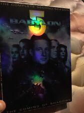 Babylon 5 - The Complete Second Season (DVD, 2009, 6-Disc Set)