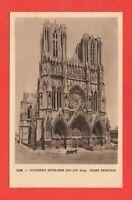 La cathédrale de REIMS    (J6102)