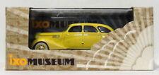 Voitures, camions et fourgons miniatures jaunes pour Berliet 1:43
