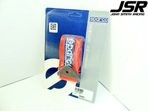 79-19 Ford Mustang Genuine Universal Sparco Red Racing Tow Strap 01612RS
