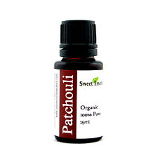 100% Pure Organic Patchouli Essential Oil - 15ml - Imported From Indonesia