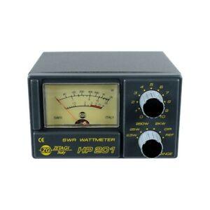 ZETAGI HP-201 Rosmetro/Wattmetro CB   COD.33001