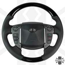 HSE Luxury black piano wood Steering Wheel fits Land Rover Discovery 4 interior