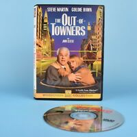 The Out Of Towners DVD - Steve Martin + Goldie Hawn + John Cleese - Bilingual