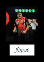MENSUR SULJOVIC #1 Signed (Reprint) Photo A5 Mounted Print - FREE DELIVERY