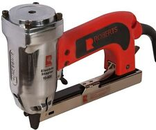Roberts Electric Carpet Stapler for 3/16 in Crown 20 Gauge Staples Professional