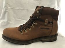 New Mens Brown Harley Davidson Boots Size 9