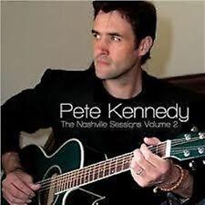 Pete Kennedy -The Nashville Sessions Volume 2 Promo Album  (CD 2012)