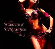 The Masters of Bellydance Music, Vol. 3 [Digipak] (CD, Jun-2012, Caravan...