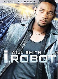 I, Robot (Full Screen Edition) DVD, Peter Shinkoda, Fiona Hogan, Jerry Wasserman
