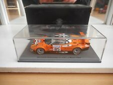 Spark Spyker C8 Double 12 R # 85 Le mans 2003 in Orange on 1:43 in Box