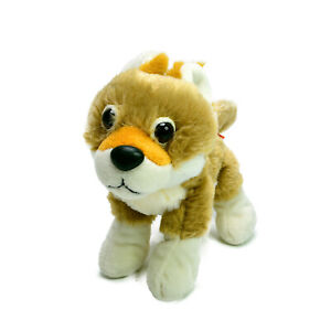 Wild Republic Dog Puppy Plush Soft Stuffed Animal Toy Washed and Clean 16cm