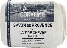 Savon de Provence Lait de Chèvre 100g - La Corvette