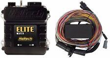 Haltech Elite 750 series with 2.5m (8 ft) Premium Universal Wiring Harness Kit