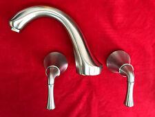 """NEW KOHLER Forte 8"""" 2-Handle Bath-/Deck-Mount Bathroom Faucet T10292-4A-BN"""