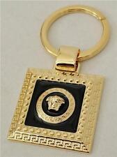 Versace Medusa Keyring Key Charm Keyfob New with Box -Perfect Gift