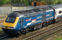 PHOTO  CLASS 43 HST 43070 AT CLAY CROSS JUNCTION ON 24/04/04