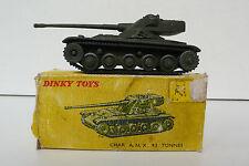 DINKY TOYS FRANCE  CHAR AMX 13 TONNES  REF 817   1954/63