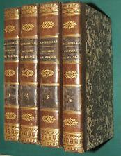 Histoire de France pendant les guerres de religion Ch. LACRETELLE ed. 1822