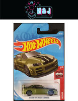 Hot Wheels Nissan Skyline GT-R (BNR34) 2/5 Sealed  (Aus Seller)