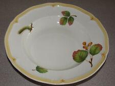 "Villeroy & Boch - Luxembourg - House & Garden - Parkland - Rimmed Soup Bowl - 9"""