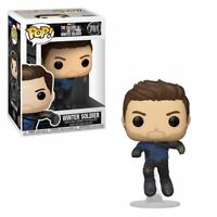 Funko Pop! Marvel: The Falcon and the Winter Soldier - Winter Soldier Vinyl Figu