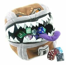 Dungeons & Dragons Mimic Gamer Pouch Dice Bag D&D Accessory