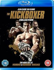 The Kickboxer Collection - Jean-Claude Van Damme: New Blu-Ray