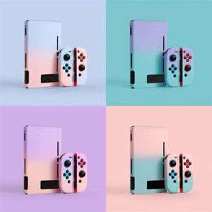 For Nintendo Switch Console Joy-Cons Snap on Case Accessories Protective Cover