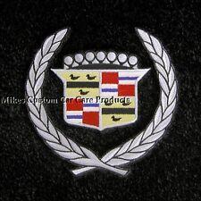 Lloyd Mats VELOURTEX Custom Made 4PC FLOOR MAT SET 1998-02 Eldorado *Silver Logo