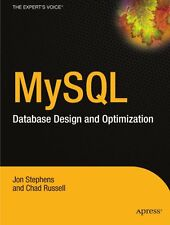 Beginning MySql Database Design and Optimization: