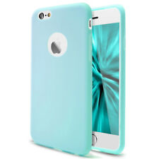 Soft Case for iPhone 6/6Plus Phone Rubber Skin Shell Matte Silicone Mobile Cover