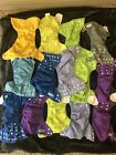 Cloth+Reusable+Diapers+-+14+Total+Diapers+Shells.+Alvababy+%26+LBB+Brand