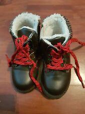 CHILDREN INFANT BOYS WINTER BROWB GRIP SOLE COMFORT CASUAL BOOTS  SIZE 5