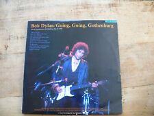 Bob Dylan - Going, Going Gothenburg 2LP Bootleg NM RR-78 The Hawks