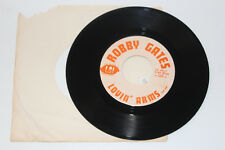 Robby Gates - Songs About Christmas / Lovin' Arms- 45 Record LSI ALMO - Rare!
