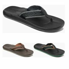 Reef Cushion Smoothy Men Sandals | slipper | Textile - NEW