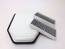 FA5819 FC16177C(CARBON) Engine & Cabin Air filter FOR 2012-2017 JEEP WRANGLER!!