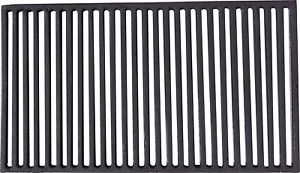 Grille en fonte rectangulaire barbecue BBQ Grill  630mm X 365mm